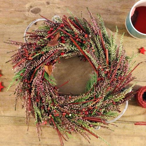 Anleitung und Dekoideen für den Advent, Weihnachten und den Winter